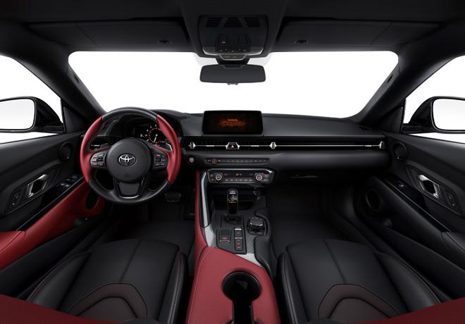 Toyota Supra 2019 2