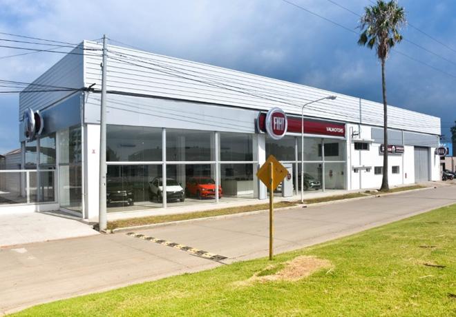 Valmotors - Concesionario Oficial Fiat en Rafaela - Santa Fe