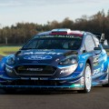 WRC - El M-Sport Ford World Rally Team revelo sus nuevos colores 1