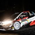WRC - Monaco 2019 - Dia 1 - Ott Tanak - Toyota Yaris WRC