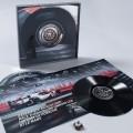 24 Minutos de Le Mans - un disco hecho con los neumaticos del Porsche 919 Hybrid 1