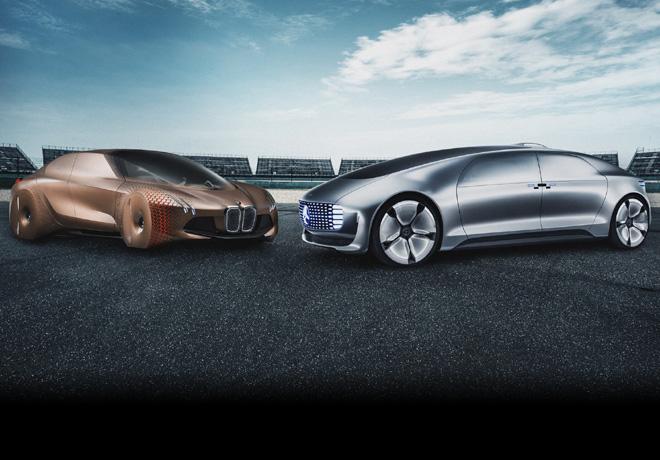 BMW Group y Daimler AG desarrollaran conjuntamente tecnologias de nueva generacion para la conduccion autonoma