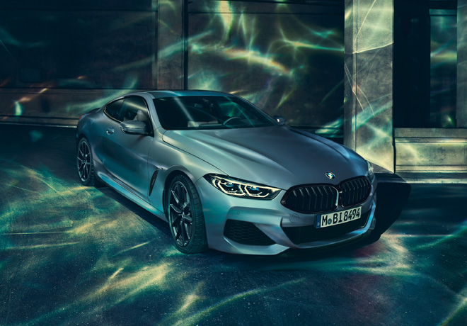 BMW M850i xDrive Coupe First Edition 1