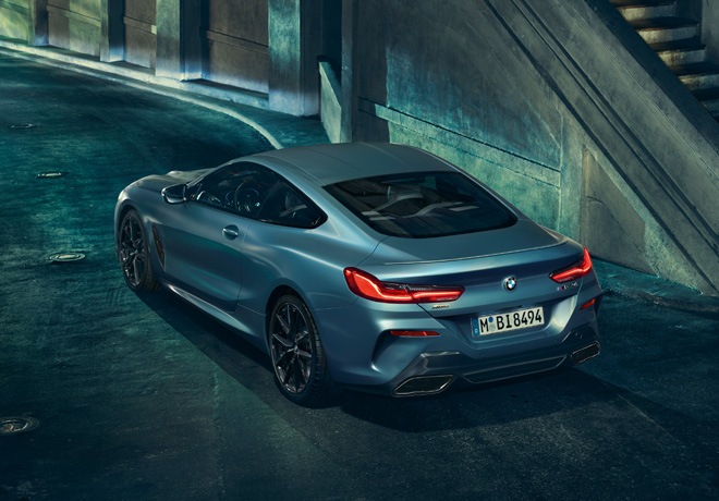 BMW M850i xDrive Coupe First Edition 3
