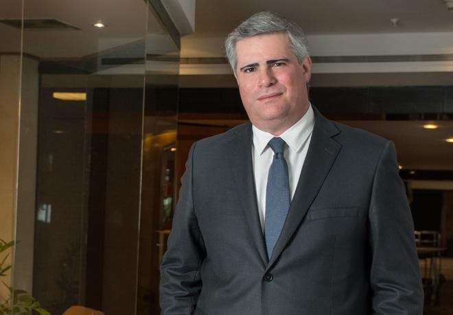 Carlos Zarlenga - Presidente de General Motors para America del Sur