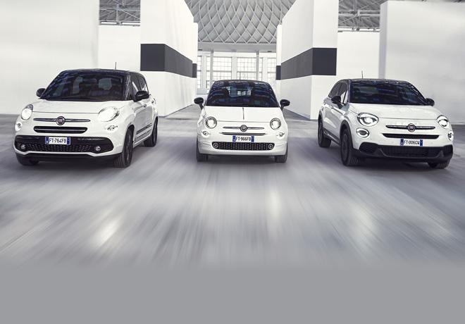Fiat celebra 120 anios de historia en el Salon de Ginebra 2019