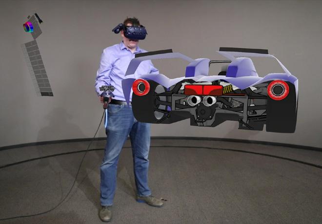Ford colabora con Gravity Sketch para utilizar nuevas herramientas en el diseno de vehiculos centrados en el usuario 1