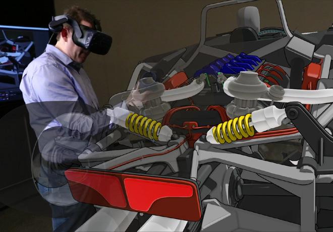 Ford colabora con Gravity Sketch para utilizar nuevas herramientas en el diseno de vehiculos centrados en el usuario 2