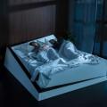 Ford desarrollo una cama inteligente que controla a los acaparadores de espacio