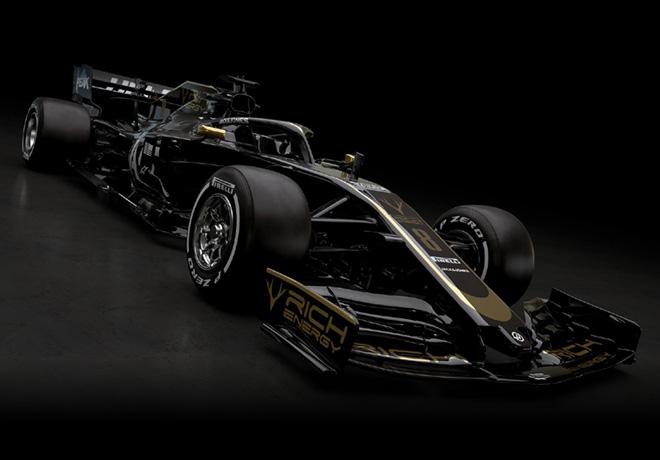 Formula 1 - Haas F1 Team VF-19 2