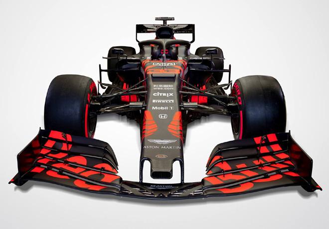 Formula 1- Red Bull RB15 2