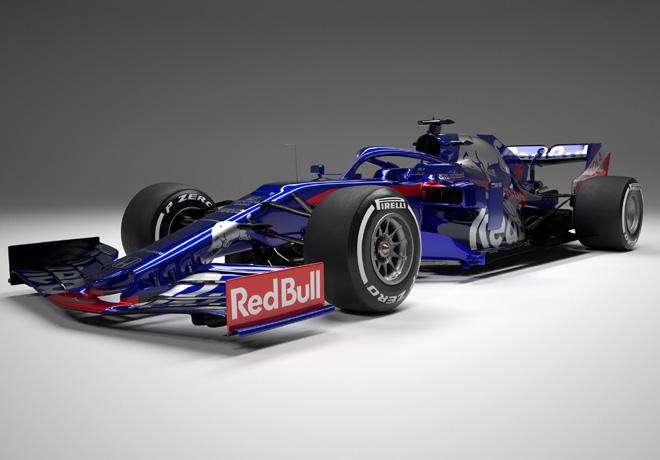 Formula 1 - Toro Rosso STR14 2