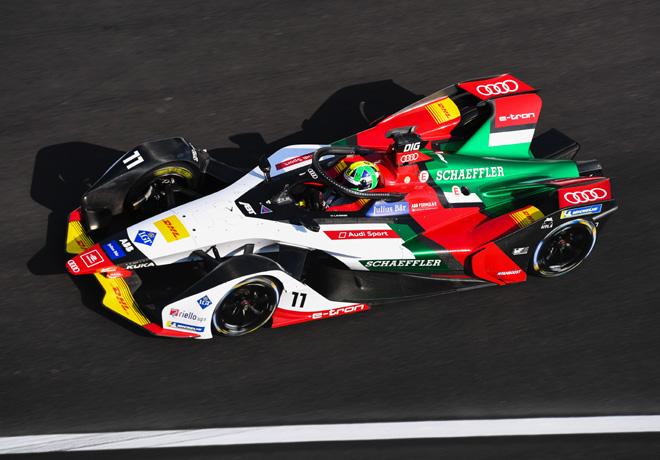 Formula E - Ciudad de Mexico - Mexico 2019 - Lucas di Grassi - Audi Sport ABT Schaeffler
