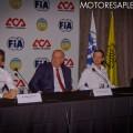 Guerrieri y Girolami anunciaron en el ACA su participacion en el WTCR con los Honda Civic Type-R del Munnich Motorsport