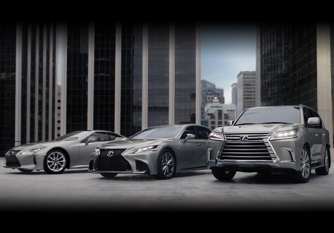 Lexus alcanza las 10 millones de unidades vendidas y continúa creciendo a nivel mundial 2