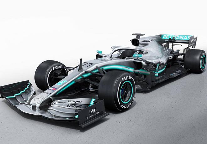 Mercedes-AMG F1 W10 EQ Power plus 2