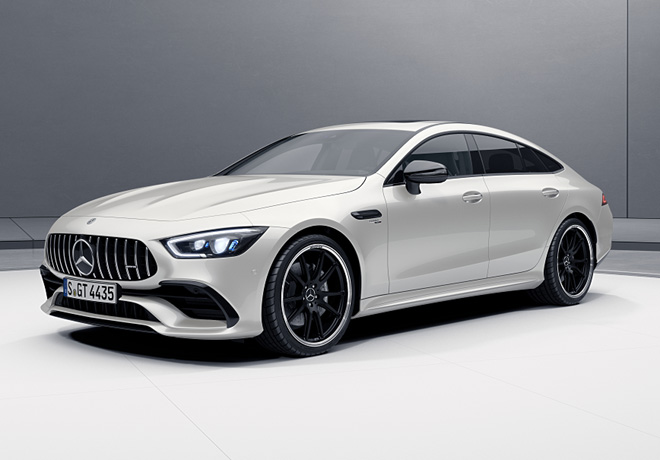Mercedes-AMG GT 63 S coupe