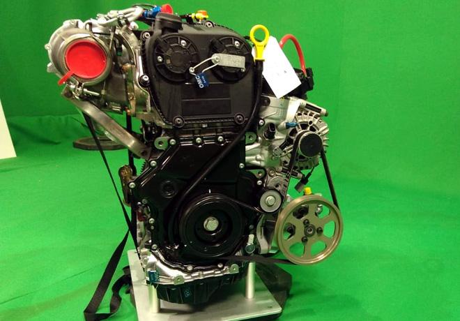 Motor ORECA de Super TC2000