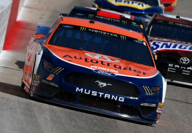 NASCAR - Atlanta 2019 - Brad Keselowski - Ford Mustang