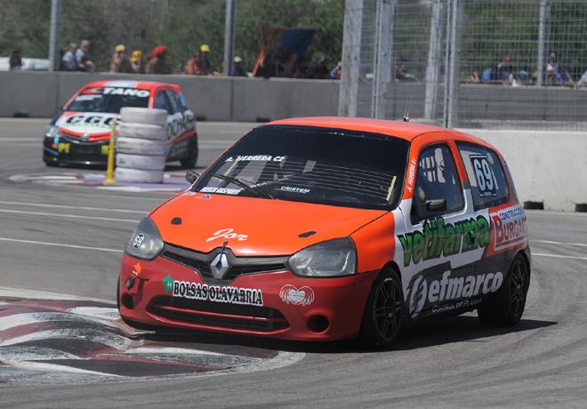 TN - La Pedrera 2019 - C2 - Gaston Herrera - Renault Clio