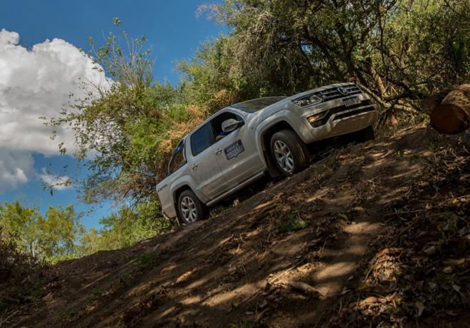 VW - Argentina de punta a punta con Amarok Experto