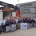 VW Argentina envia el primer embarque de componentes a Eslovaquia