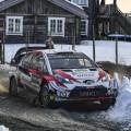 WRC - Suecia 2019 - Dia 2 - Ott Tanak - Toyota Yaris WRC