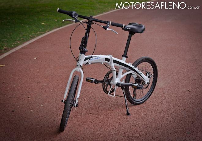 Bicicleta VW FO-01 1