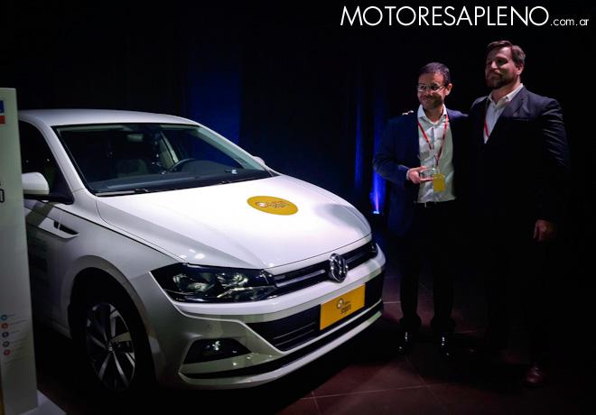 CESVI - El Auto mas Seguro 2018 - Mediano - Volkswagen Virtus