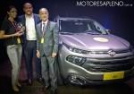 CESVI - El Auto mas Seguro 2018 - Pick Up - Fiat Toro