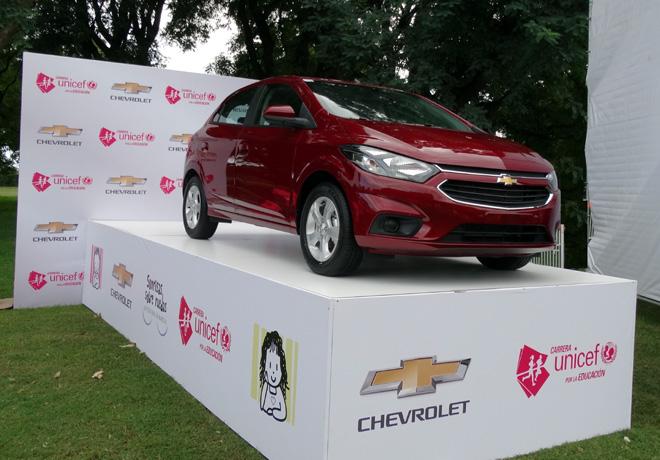 Chevrolet - Carrera UNICEF por la Educacion 2019 2