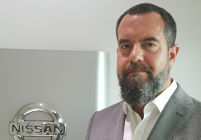 Diego Vignati - Presidente de Nissan Chile y Nissan Peru