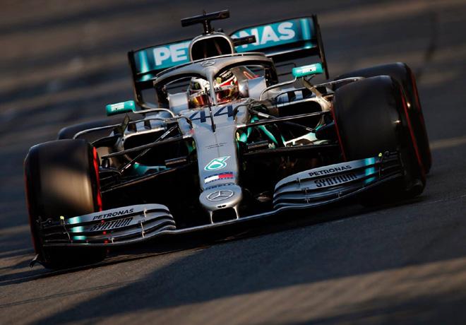 F1 - Australia 2019 - Clasificacion - Lewis Hamilton - Mercedes GP