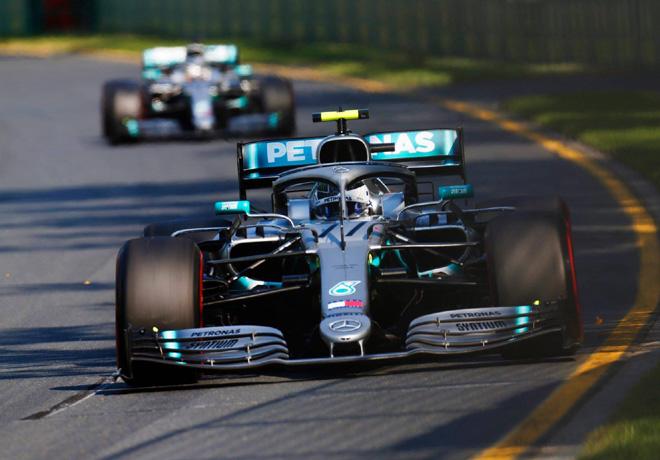F1 - Australia 2019 - Clasificacion - Valtteri Bottas - Mercedes GP