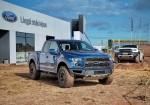 Ford es la principal automotriz y el Vehiculo Oficial de Expoagro 2019 4