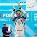 Formula E - Hong Kong - China 2019 - Carrera - Edoardo Mortara en el Podio