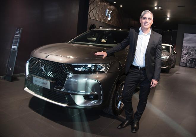 Gonzalo Cassina - Director de DS Automobiles Argentina