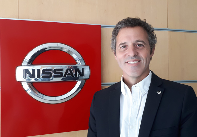 Gonzalo Ibarzabal - Presidente de Nissan Argentina