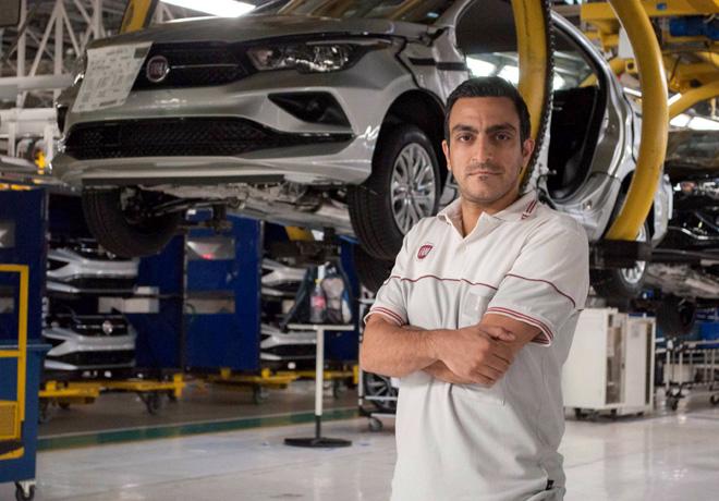 Marcel Aun - Director Industrial de FCA en Argentina