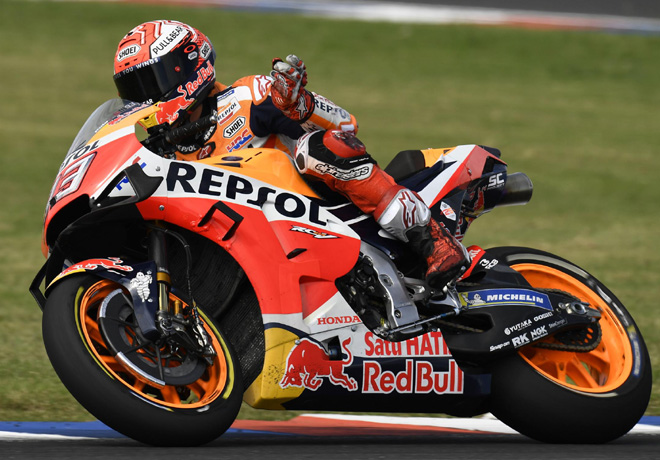 MotoGP - Termas de Rio Hondo 2019 - Marc Marquez - Honda