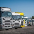 Nueva Generacion de camiones Scania