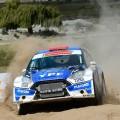 Rally Argentino - Tafi del Valle 2019 - Etapa 1 - Federico Villagra - Ford Fiesta MR