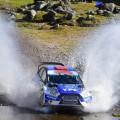 Rally Argentino - Tafi del Valle 2019 - Final - Federico Villagra - Ford Fiesta MR