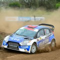 Rally Argentino - Toledo - Cordoba 2019 - Etapa 1 - Federico Villagra - Ford Fiesta MR