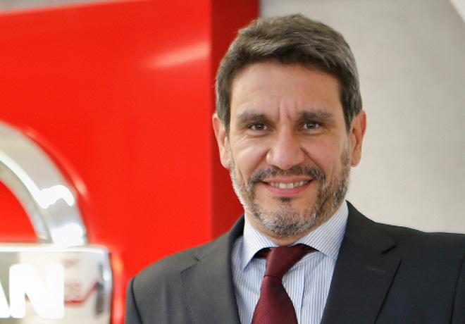 Ruben Quintana - Presidente de Nissan Peru