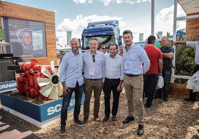 Scania anuncia una inversion de 35 millones de dolares en su fabrica de Tucuman