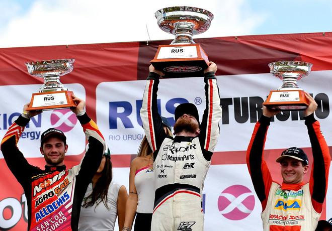 TC Pista - Concepcion del Uruguay 2019 - El Podio