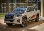 Toyota Gazoo Racing Argentina presento su plan deportivo para esta temporada 1