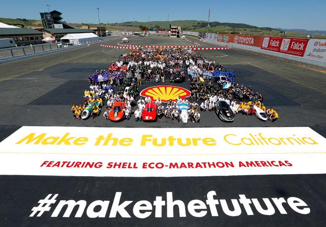 VW y Raizen acompanan al equipo de la UTN FRGP en una nueva edicion de Shell Eco-Marathon Americas 2