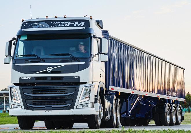 Volvo FM 6x2T TA